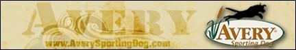 Avery Sporting Dog logo
